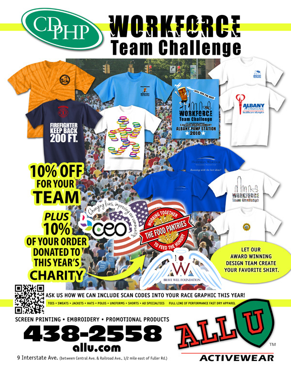 work force challenge special flyer